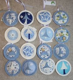 Blue christmas decors filled with lavender from www.masnimesi.net