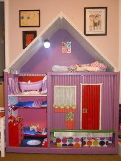 Image Result For Dollhouse Bunk Bed Craigslist