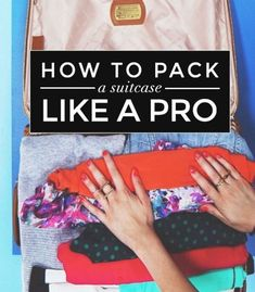27 Genius Travel Tips- THE guide to packing organization for your next trip!