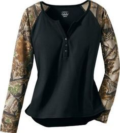 Cabela's Women's Camo Long-Sleeve