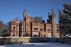 Saltwell Towers, Saltwell Park, Gateshead, Tyne & Wear