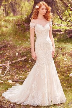Maggie Sottero – Spring 2017 – Marcy