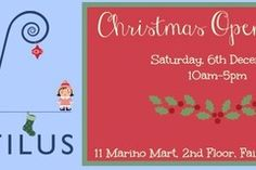 Mompreneursireland - Whether you fancy doing some of your Christmas shopping in a relaxed yet festive atmosphere Christmas Open House, Christmas Shopping, 2nd Floor, Fancy, Festive
