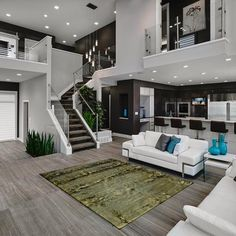 Fox Faux Fur K9 Modern Home Interior Design Decor Area Rugs
