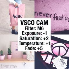 Looking for filters to use for your pink theme Instagram feed? On this article you will find what you're looking for. Use these VSCO Cam filter settings to achieve pink Instagram feed and show the girly side in you! 20 VSCO Cam Filter Settings to achieve the pink Instagram theme! 1.Filter LV3 (+8) by passionfilters 2. Filter M6 by …