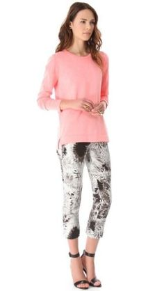 d7e19ebc6d78c TIBI-Athena-Print-Trousers-Pants-Size-4-NWT-450