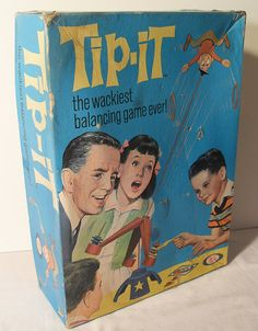 TIP IT Vintage 1964 Ideal Toy Game by Christian Montone, via Flickr