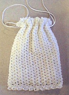 Our Free Bridal Shell Keepsake Pouch Pattern Is Perfect For The Bride Enlarge