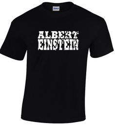 Hello! Check out our new arrivals! Cool tshirts for Cool People! Only from nickcooltshirts! Buy 60 euro of our stuff and get 10% discount! Albert Einstein Scientist Logo E=mc2 Short Sleeve Black T-shirt Maths Cool Geek Nerd Funny Men Top Tee €15.00 https://www.etsy.com/shop/nickcooltshirts?utm_source=outfy&utm_medium=api&utm_campaign=api