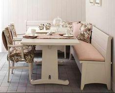 Panca e tavolo Roma. In foto la panca angolare Roma con il tavolo ...