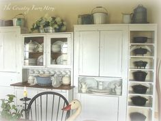 3rd view of the farmhouse kitchen