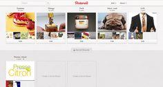 Les Tableaux Secrets font leur entrée dans Pinterest