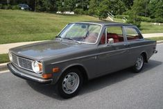 1969 volvo 142s. perfect sunday roller in mint condition.