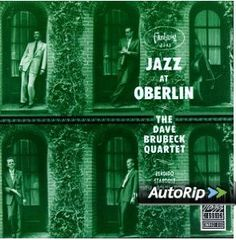 Jazz at Oberlin [Vinyl],$12.31