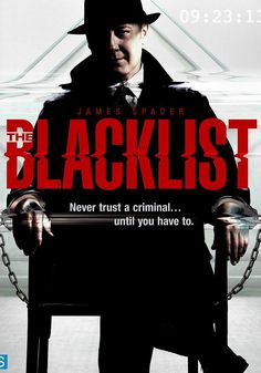 The Blacklist - James Spader makes this show.