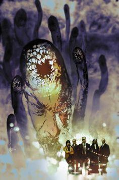 Gotham by Midnight #7 by Bill Sienkiewicz