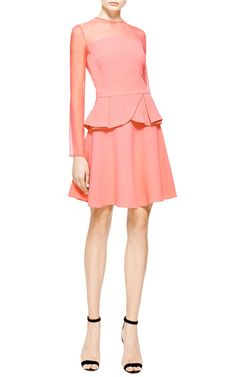 Candy Crush Resort 2015 Trunkshow Look 15 on Moda Operandi