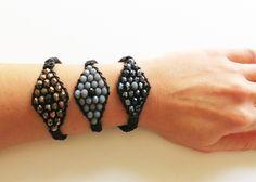 How to make Evil Eye Bracelet / Φτιάξτε Βραχιόλι Μάτι με Κρύσταλλα