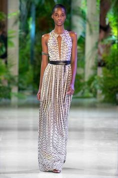 Azzaro Fall Couture 2019