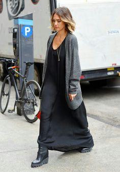 El nuevo vestidito negro