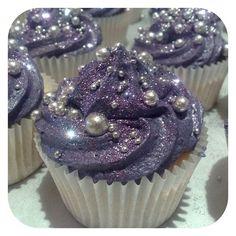 Cupcake que é a cara da riqueza!