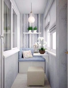 51 Small Balcony Decor Ideas Small Balcony Decor Ideas Inspiration is a part of our Architectural space design inspiration series. Interior Balcony, Apartment Balcony Decorating, Apartment Interior, Apartment Living, Home Interior Design, Interior Decorating, Small Balcony Design, Small Balcony Decor, Tiny Balcony