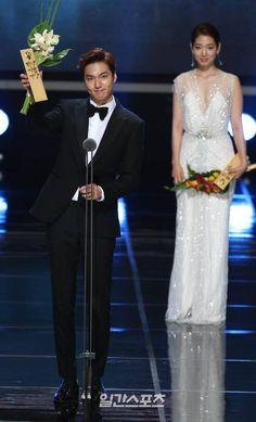 Lee Min Ho and Park Shin Hye, 51st Baeksang Awards