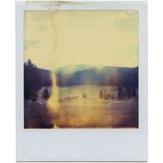 Colorado on Polaroid Time-Zero pt. 3 ❤ liked on Polyvore featuring filler