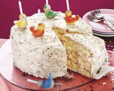 Italian Cream Cake - Recipes at Penzeys Spices