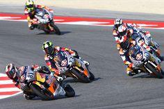 From Vroom Mag... Red Bull Rookies: Sasaki takes the win at Misano