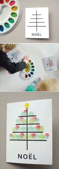 A fun art project for the little ones.