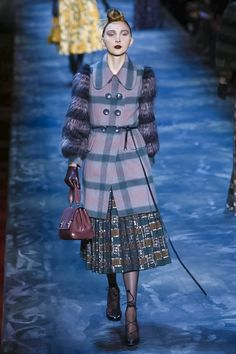 Marc Jacobs Ready To Wear Fall Winter 2015 New York