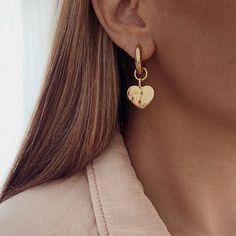 Still Loving You Hoops (17)sm Still Love You, Drop Earrings, Jewelry, Jewlery, Jewerly, Schmuck, Drop Earring, Jewels, Jewelery