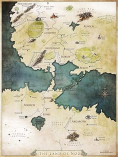 Commission - The land of Nod by Tiphs on DeviantArt