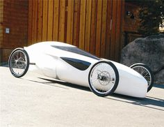 2007 ASTON MARTIN ZER-WHITE GRAVITY RACER - 91090