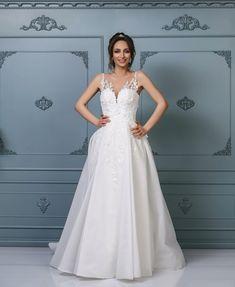 Rochie de mireasă, colecția 2019 Unique Dresses, Formal Dresses, Wedding Dresses, Dress Collection, Bespoke, Ready To Wear, Costumes, How To Wear, Fashion