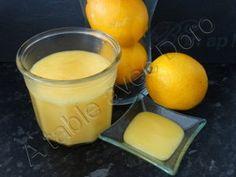 Crème au citron ou lemon curd au thermomix