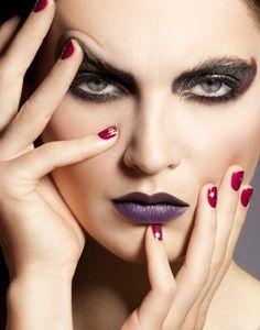 Bad Beauty by Mike Ruiz for Lush Mag - ilamasqua