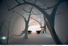 Icehotel Kiruna