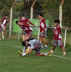 #vvino-entrenamientos de la #Vinotinto este jueves en Argentina