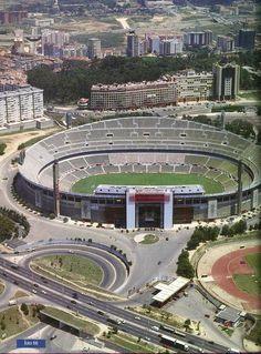 Estádio da Luz Portugal, Benfica Wallpaper, Judo, Football Stadiums, Sports Clubs, Steel Buildings, Fifa World Cup, Lisbon, Continents