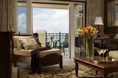An oceanview suite #relaxing #tranquility #sandalsresorts | Sandals Resorts | Antigua