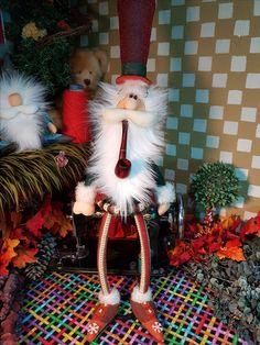#patchwork #natal #country #noel #santa #navidad #christmas laruecademerlin.com