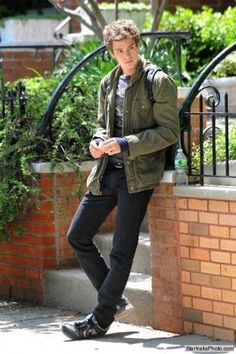 Andrew Garfield - I love his style!