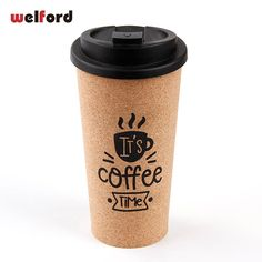These Eco Friendly mugs are designed to be biodegradable and eco friendly. Nothing makes a better gift for your friend, boyfriend, girlfriend, mom, dad or uncle than this stylish travel mug! Coffee Cup Tattoo, Coffee Cup Art, Travel Mug Coffee, Travel Mugs, To Go Coffee Cups, Pretty Mugs, Cute Mugs, Great Coffee, My Coffee