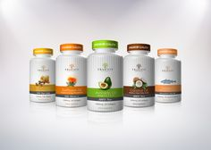TrueVit Naturals Package Design, Vitamin, Dietary Supplement