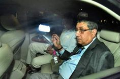 N Srinivasan re-elected president of Tamil Nadu Cricket Association Former BCCI chief and current ICC Chairman N Srinivasan was on Friday unanimously re-elected president of the Tamil Nadu Cricket Association in its 85th Annual http://www.vishvagujarat.com/n-srinivasan-re-elected-president-of-tamil-nadu-cricket-association/