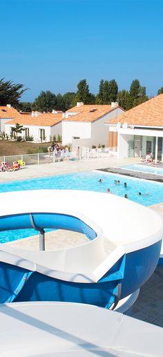 Village des #Landes au bord de l\u0027#Océan #Atlantique  la résidence - residence vacances arcachon avec piscine