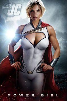 Power Girl.