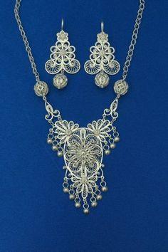 Caucasus Jewellery # Filigree # Telkari